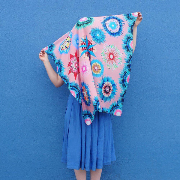 Buy Julie White Oceanic Scarf - at Quirk Collective Online