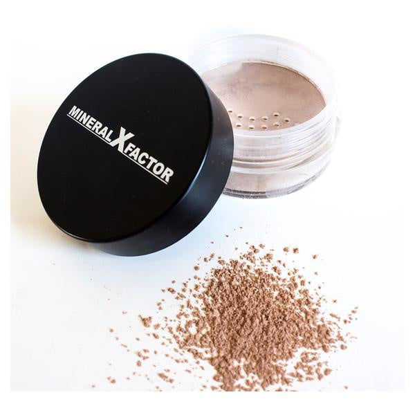 Buy Mineral X Factor Coral Powder Foundation - at Quirk Collective Online