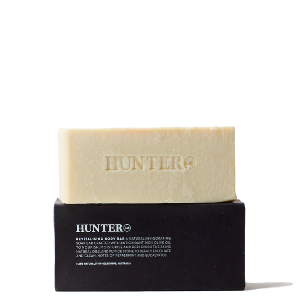 Hunter Lab Revitalising Body Bar