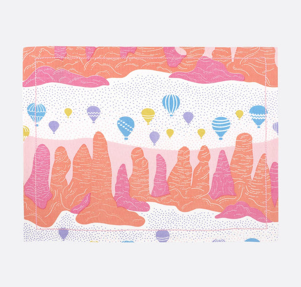 Buy Safomasi 'Fairy Chimney' Placemats - at Quirk Collective Online