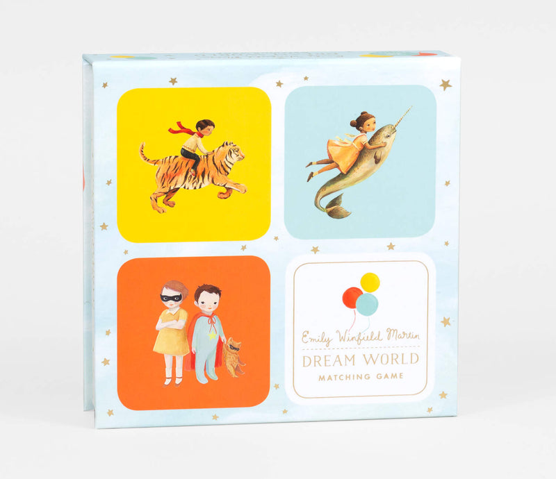 'Dream World: Matching Game' By Emily Winfield Martin