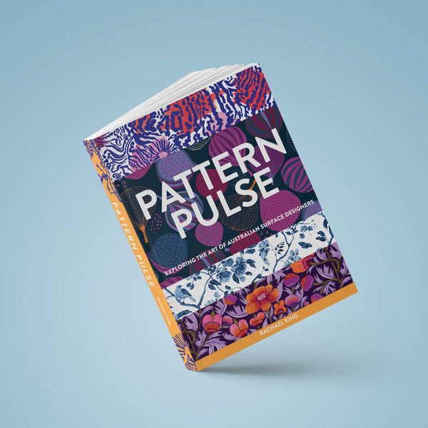 'Pattern Pulse: Exploring the Art of Australian Surface Designers' By Rachael King