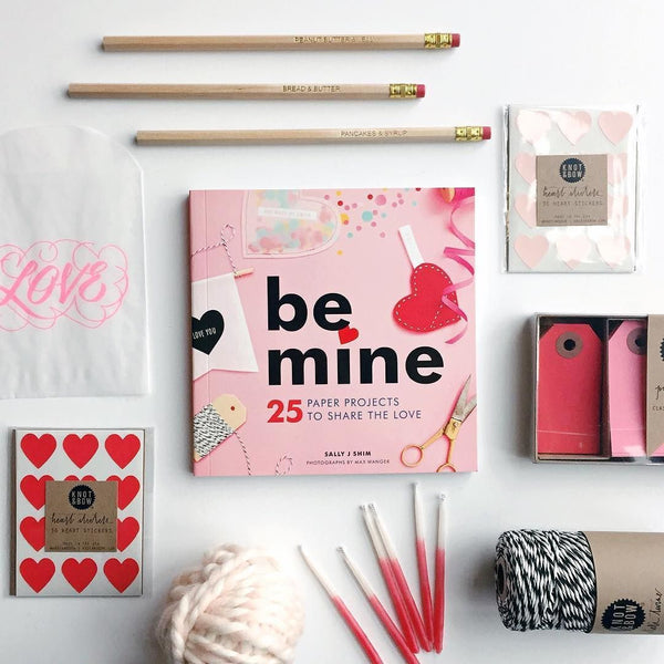 Buy Be Mine by Sally J Shim - at Quirk Collective Online