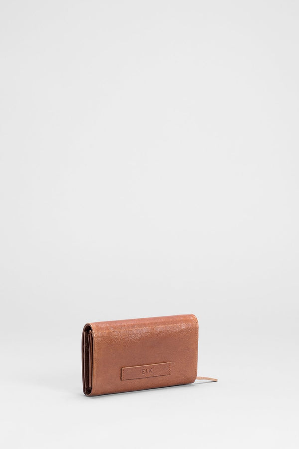 ELK Edda Wallet in Tan