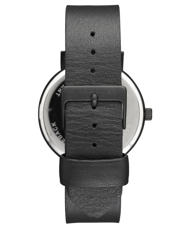 The Horse Original All Black Timepiece