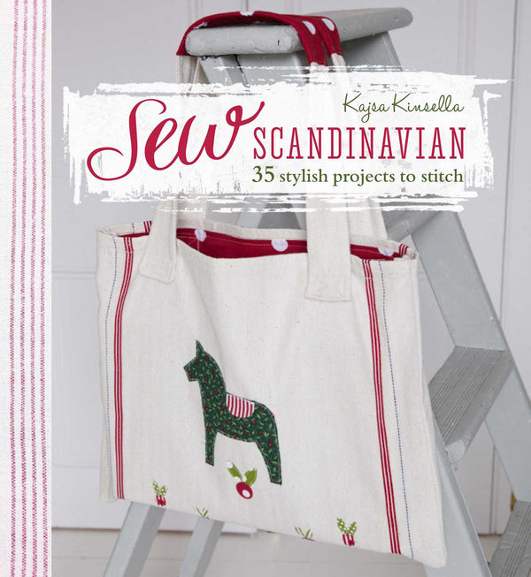 Buy Sew Scandinavian by Kajsa Kinsella - at Quirk Collective Online