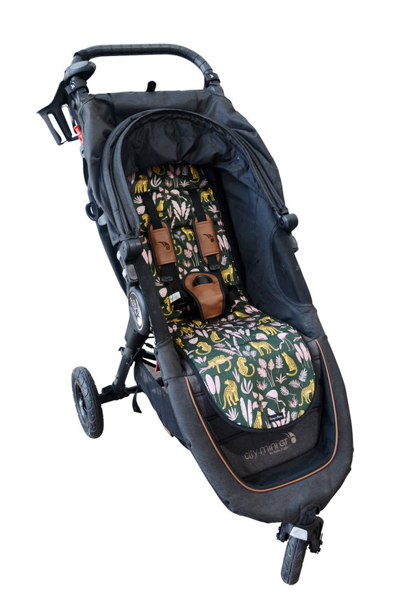 Livvy and Harry 'Wild One' Luxe Pram Liner