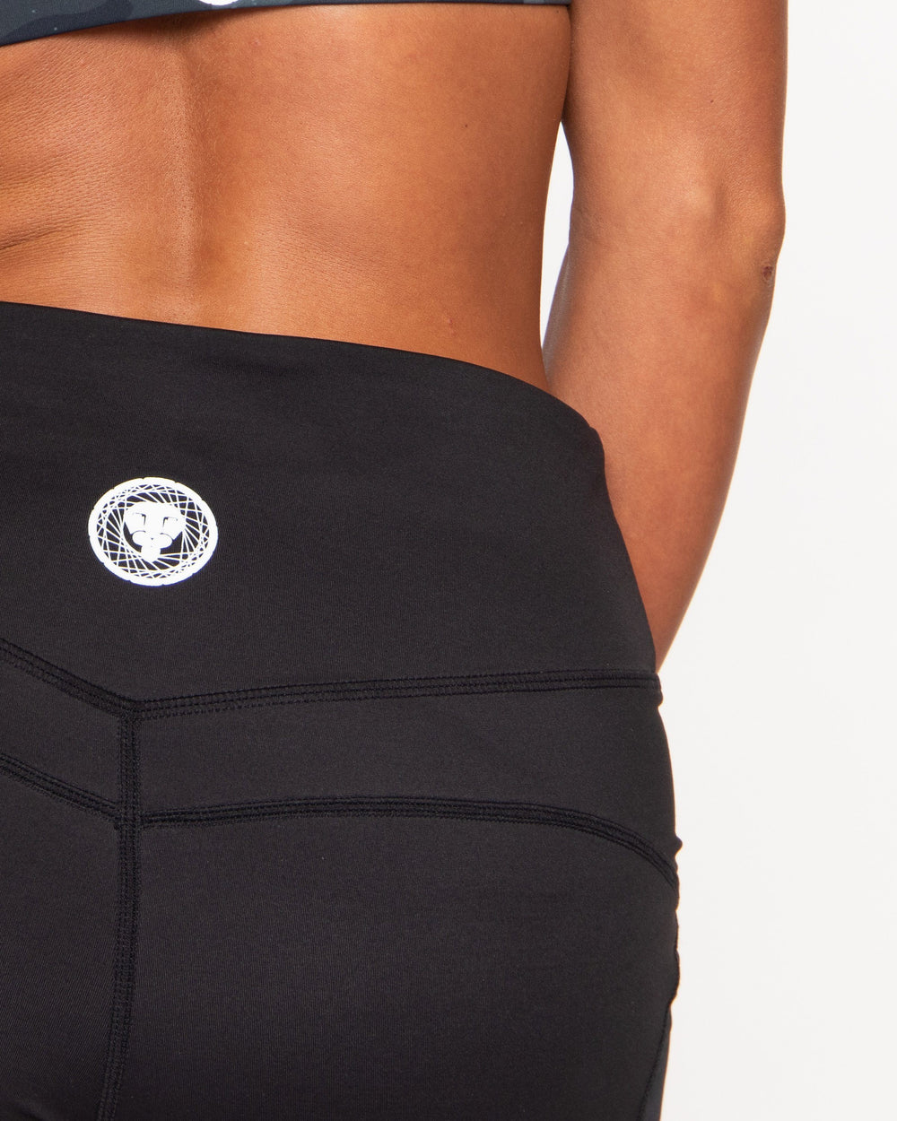 Activa Spandex Shorts - Black WOMEN'S SHORTS STAIX