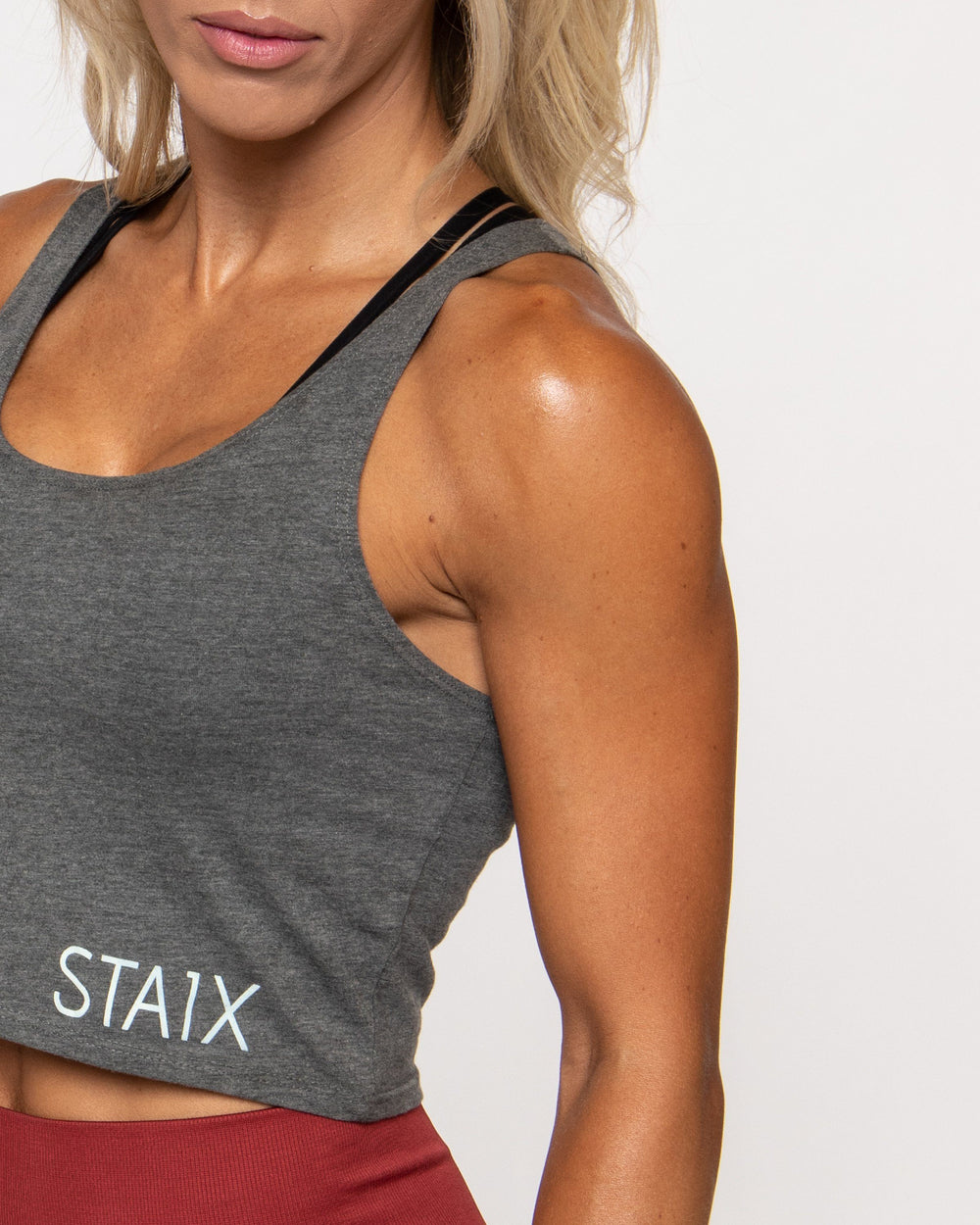 ALL DAY CROP TANK WOMEN'S CROP TOP STAIX
