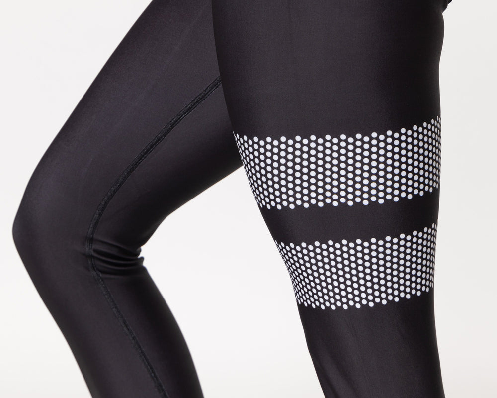 Dotted Leggings WOMEN'S LEGGINGS STAIX