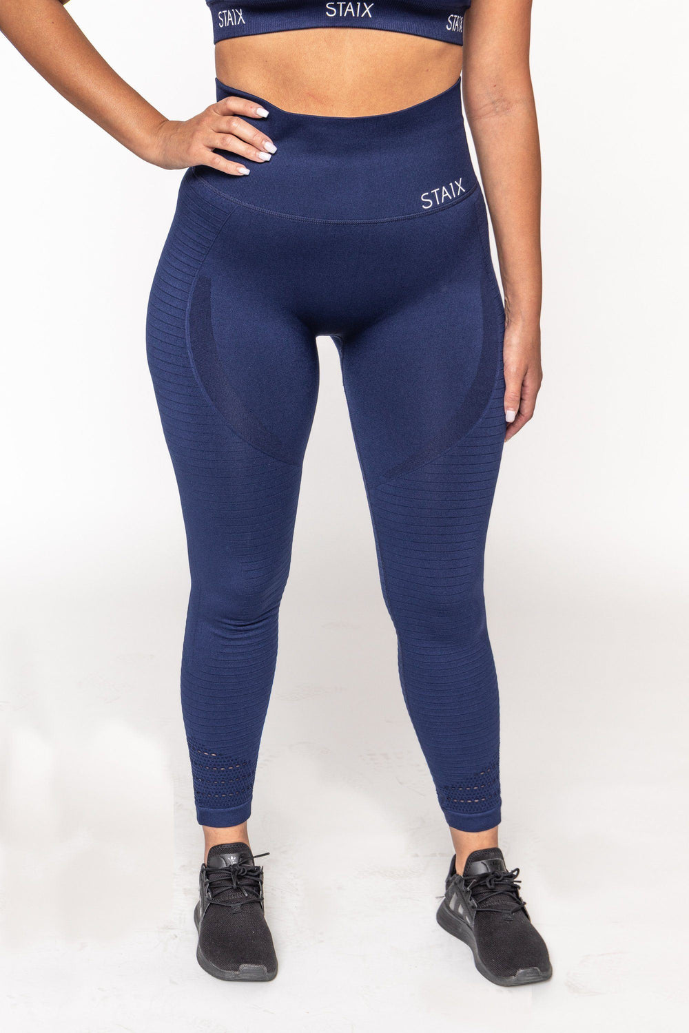 FORM LEGGINGS WOMEN'S LEGGINGS STAIX M NAVY