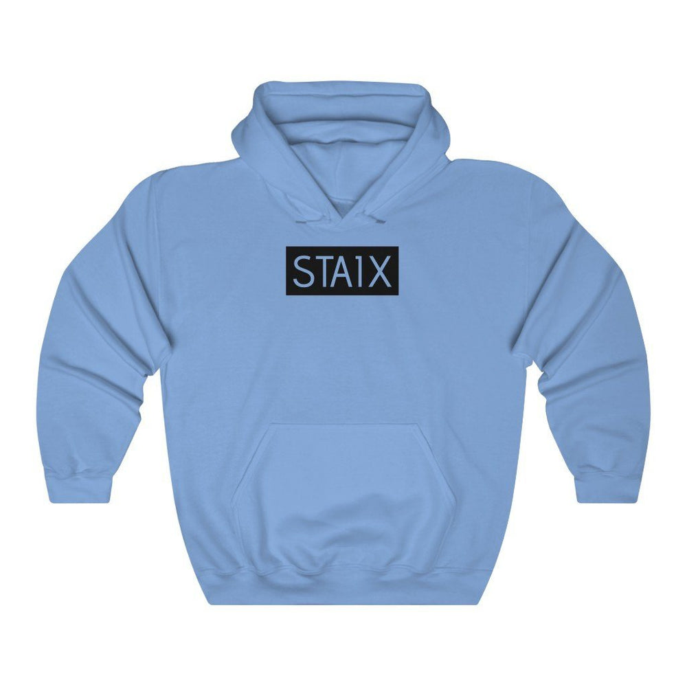 Heavy Blend™ Hooded Sweatshirt Hoodie Printify Carolina Blue S