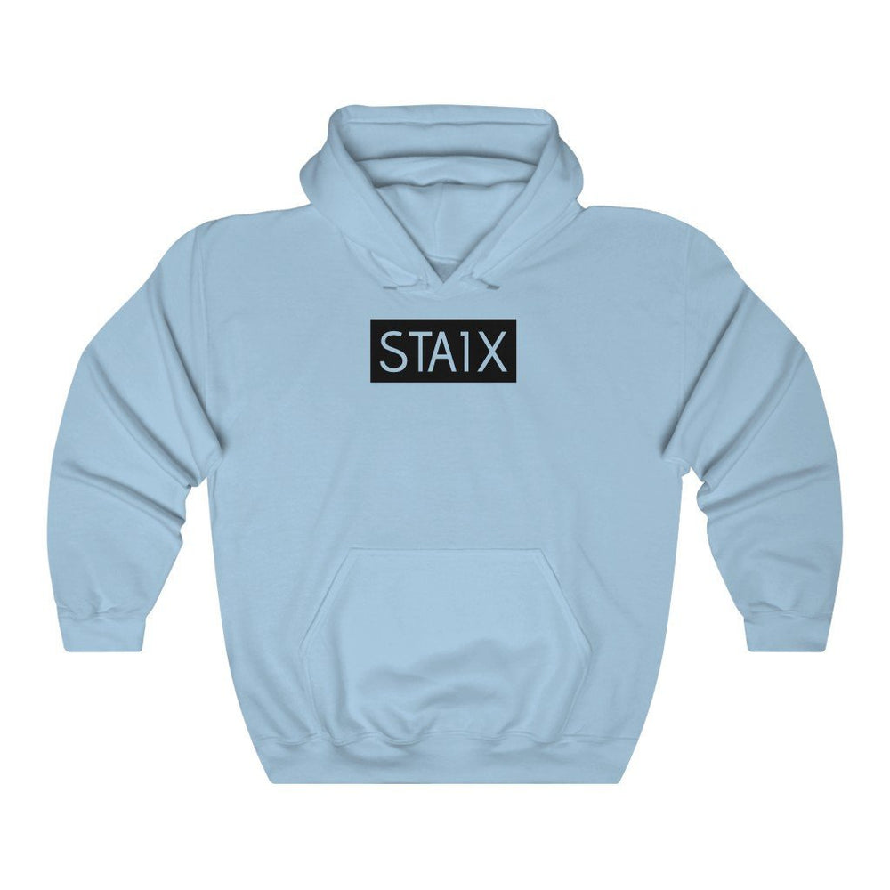 Heavy Blend™ Hooded Sweatshirt Hoodie Printify Light Blue S