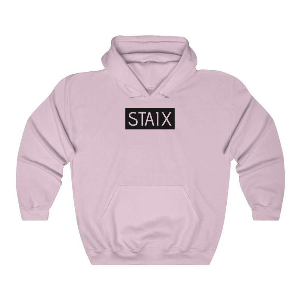 Heavy Blend™ Hooded Sweatshirt Hoodie Printify Light Pink S