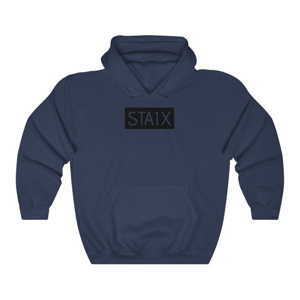 Heavy Blend™ Hooded Sweatshirt Hoodie Printify Navy S