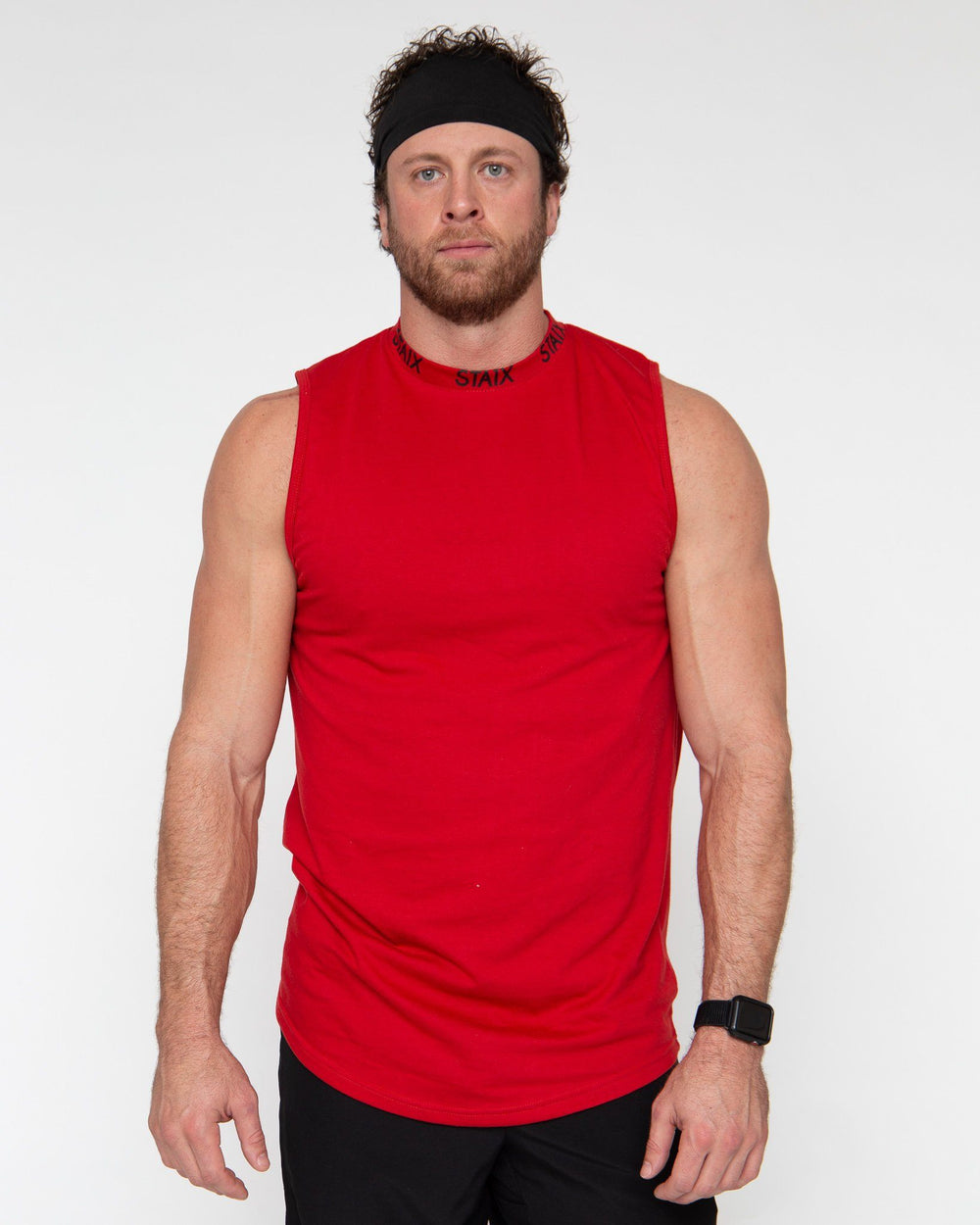 IMPAC TANK STAIX SMALL RED