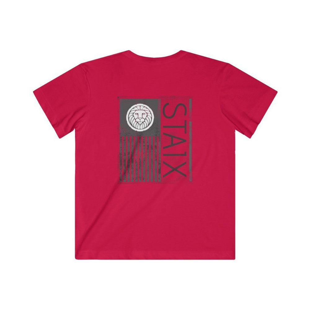 Kids Patriot Flag Tee Kids clothes Printify