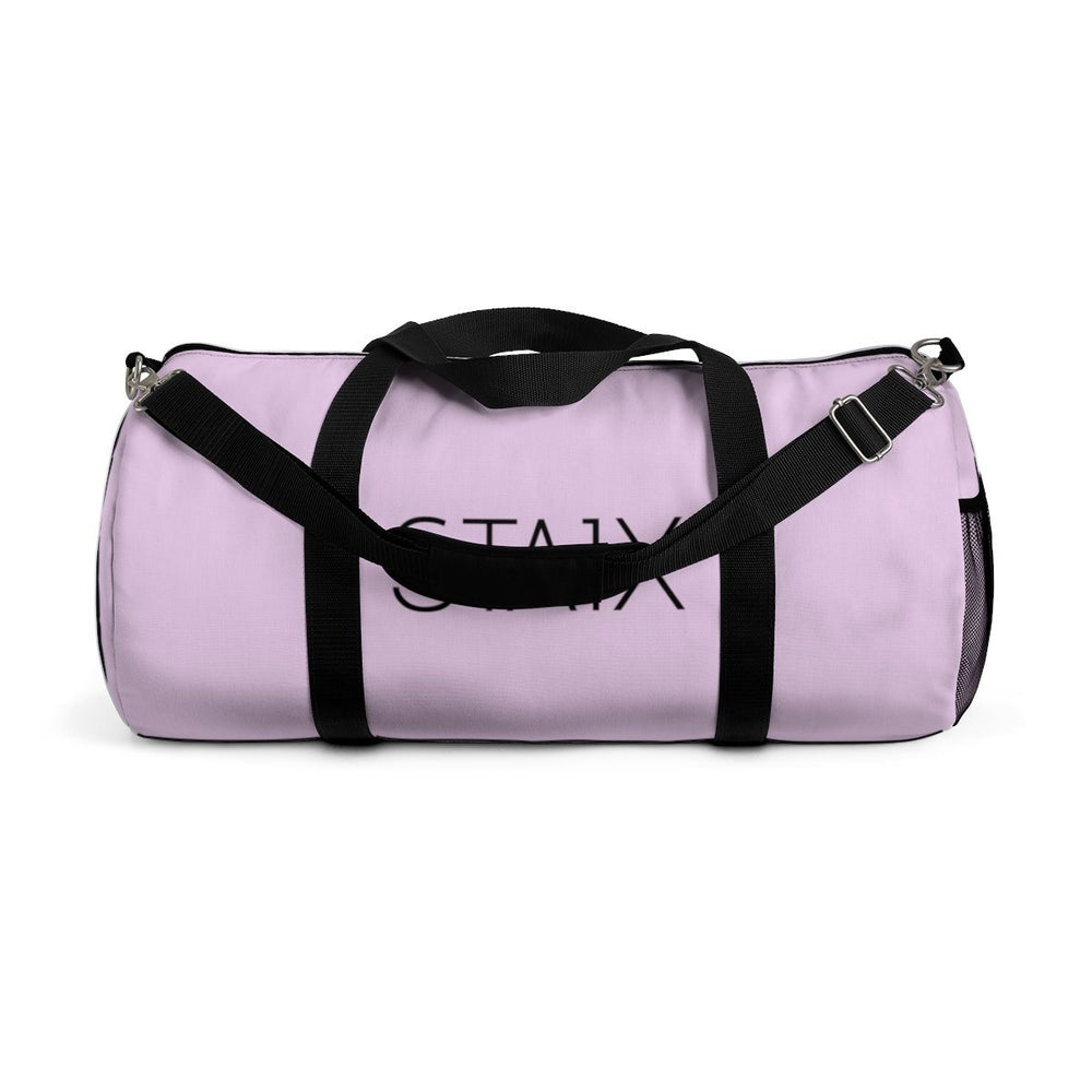 Lioness Duffle Bag - Pink Women's duffle bag Printify Large