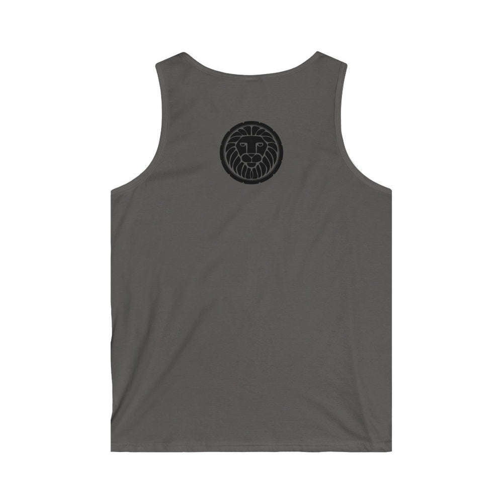 Men's Softstyle Tank Top Tank Top Printify