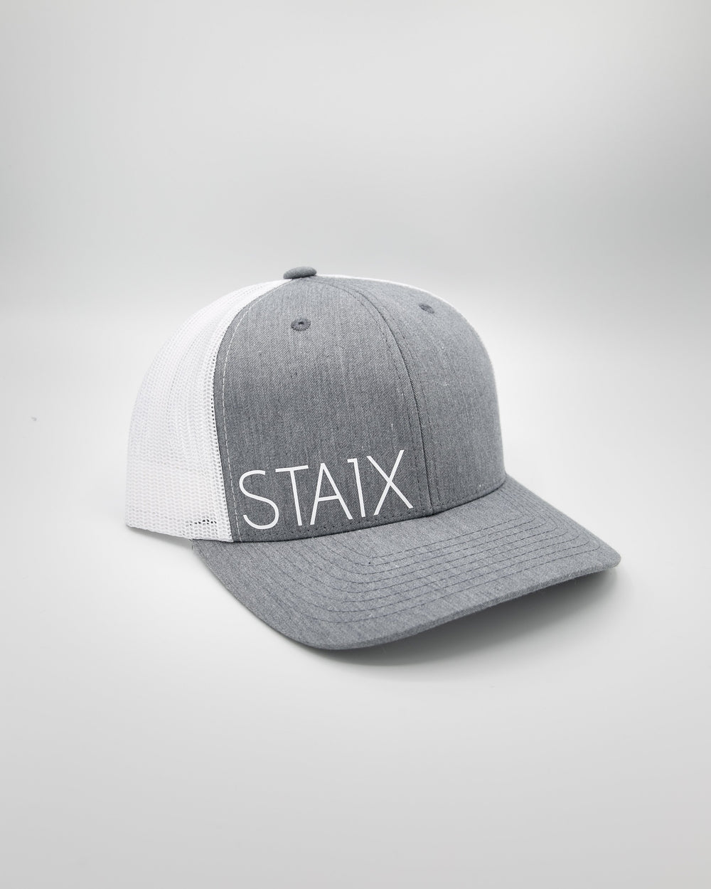 MESHBACK ADVENT HAT - CLOUD GRAY HEADWEAR STAIX