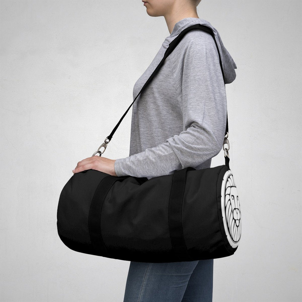 OG Duffle Bag - Black Men's Duffle Bag Printify