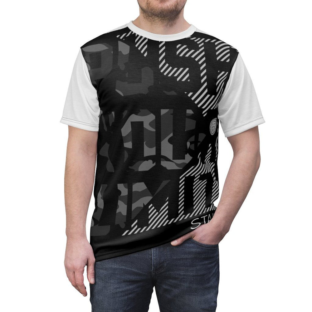 Push Your Limit Tee All Over Prints Printify