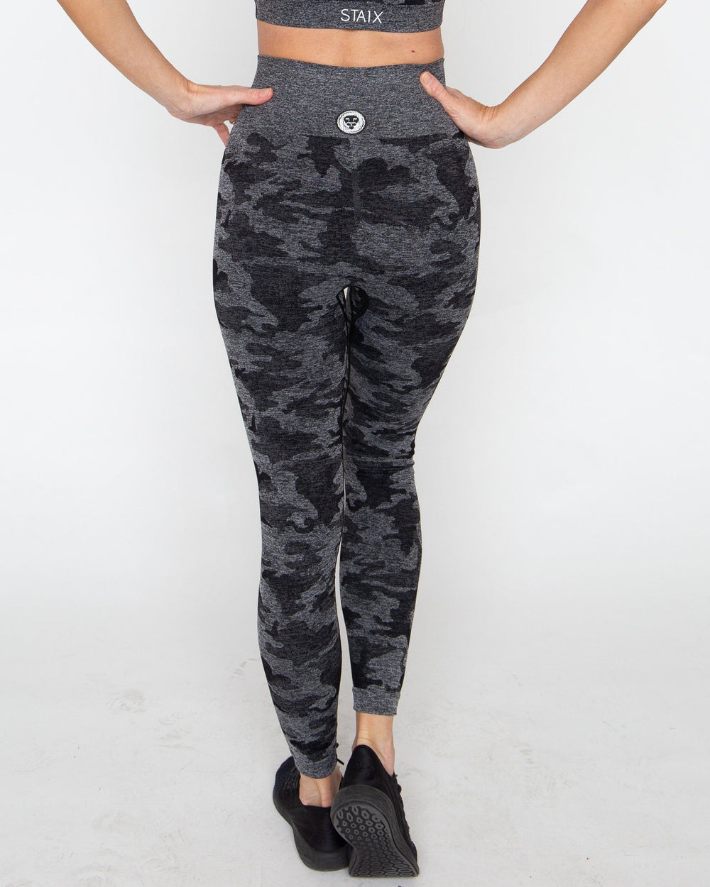 SHADOW CAMO LEGGINGS STAIX