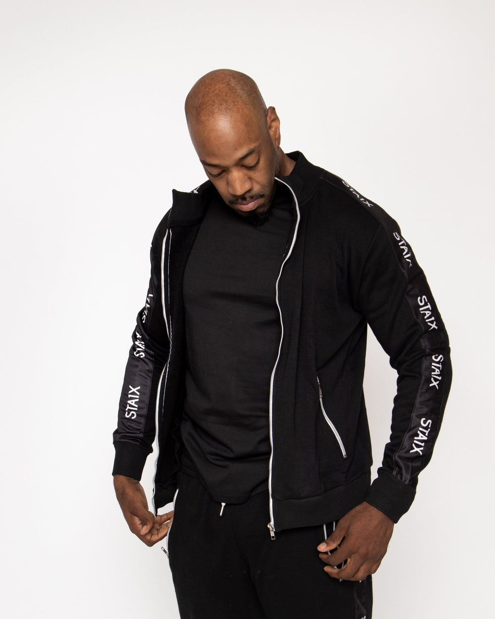 The DON Tracksuit Jacket STAIX