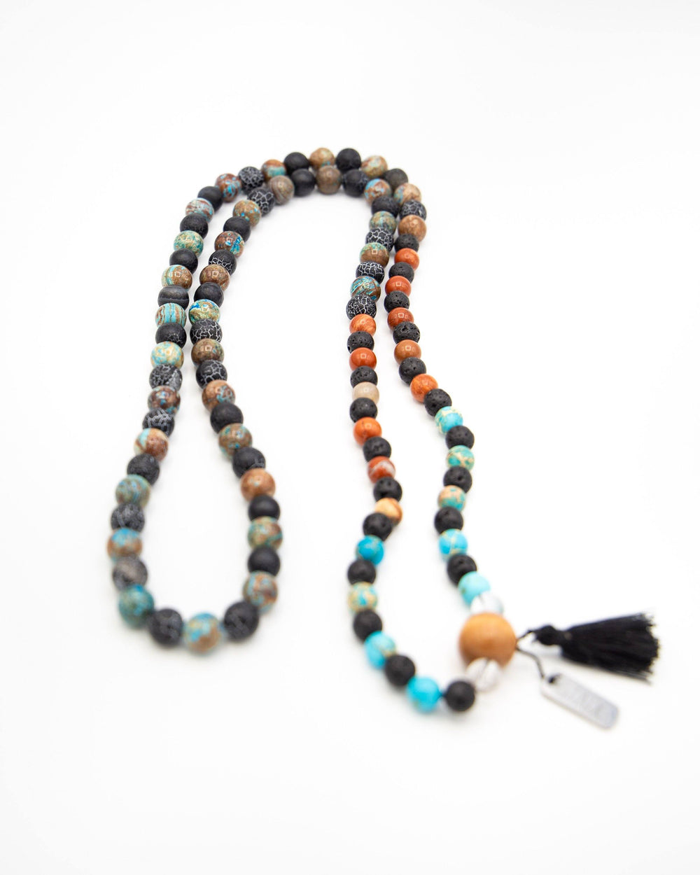 The Shaman Stone Necklace - FIRE and ICE STAIX One Size Fits All