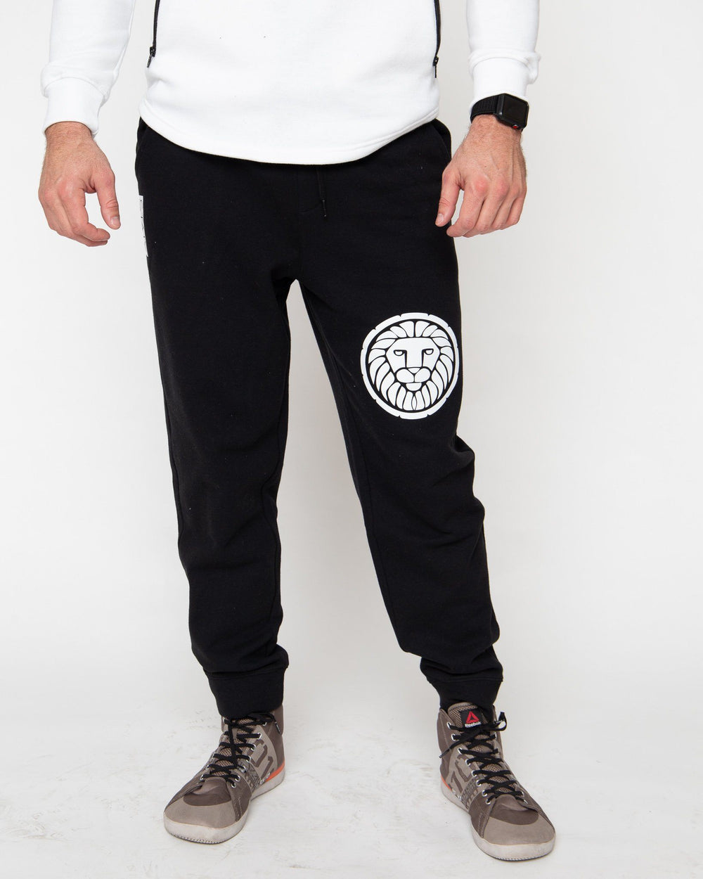 TRAINER SWEATS STAIX XS BLACK