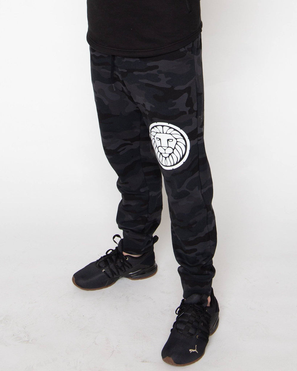 TRAINER SWEATS STAIX XS BLACK CAMO