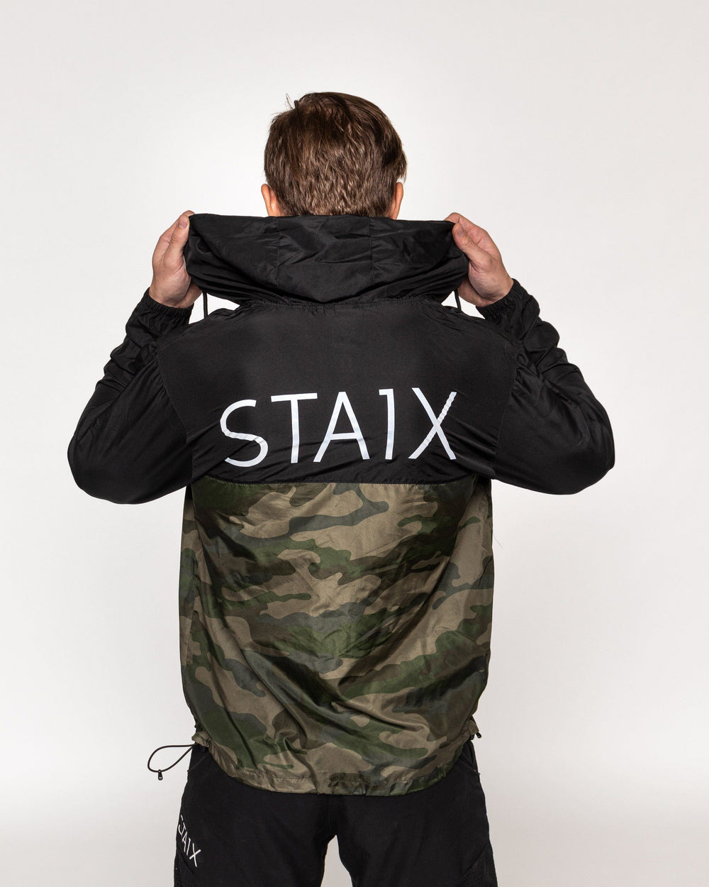 TRAINER WINDBREAKER MEN'S WINDBREAKERS STAIX