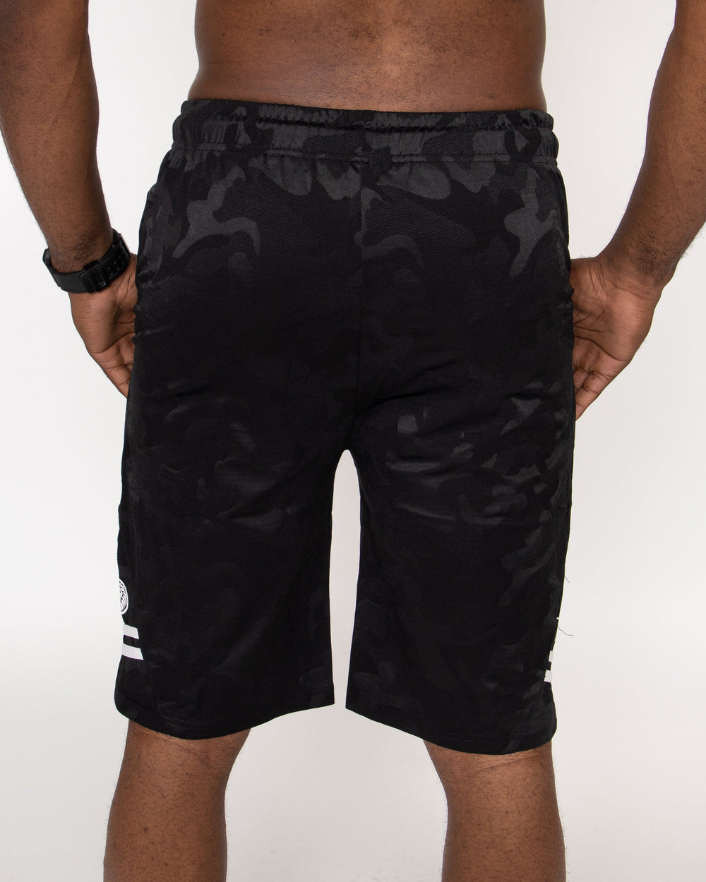 Ultra Stretch Shorts - Dark Camo Men's Shorts STAIX