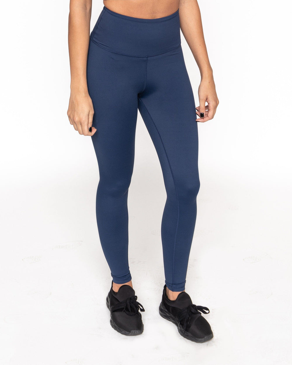 V-SCRUNCH LEGGINGS WOMEN'S LEGGINGS STAIX S NAVY