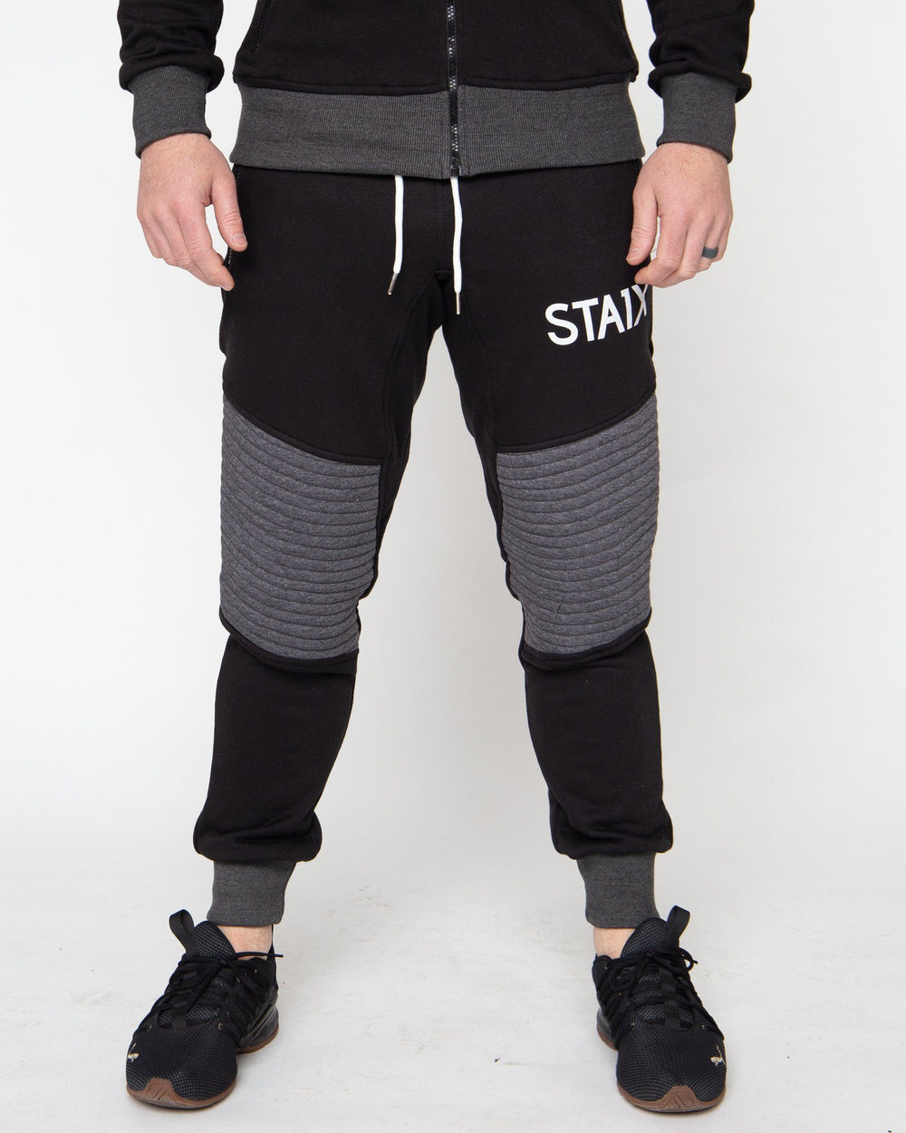VALOR SWEATS STAIX SMALL BLACK/GRAY