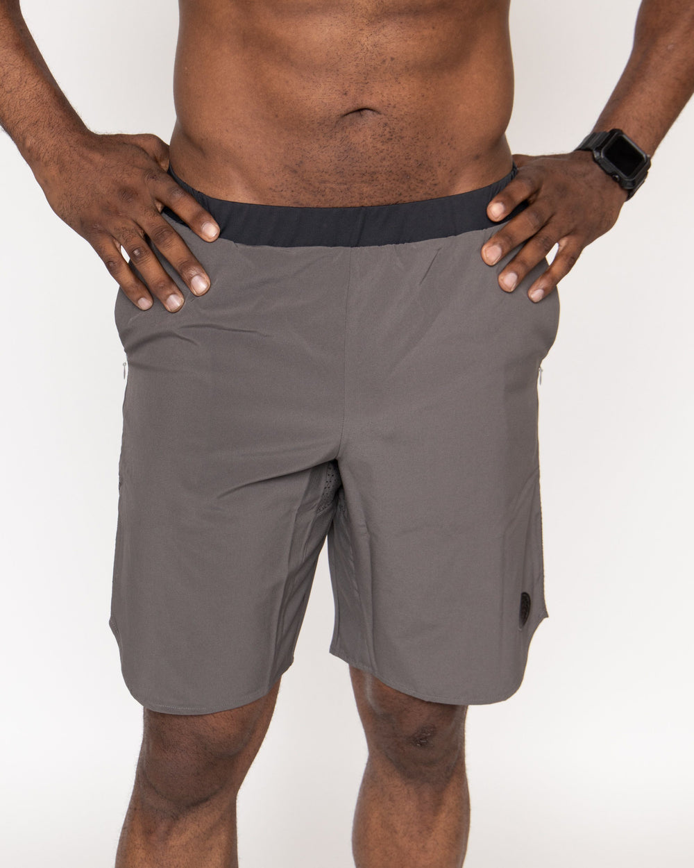 Velocity Shorts - Gray Men's Shorts STAIX