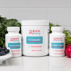 The First Supplement Kit For A Leaky Gut