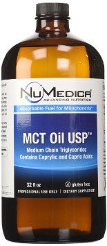 NuMedica MCT Oil