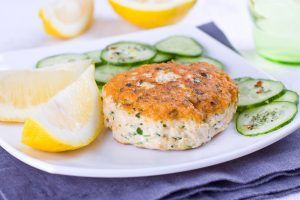 the best salmon cake recipe ever