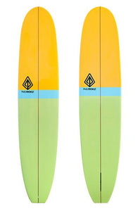 "Paragon Surfboards Retro Noserider 9'0"" Multi-Color Surfboard"