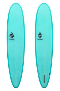 "Paragon Surfboards Retro Noserider 9'0"" Sea Green Surfboard"