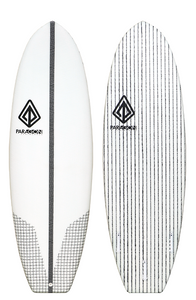 "Paragon Surfboards 6'2"" Carbon Groveler Shortboard"