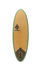 "Load image into Gallery viewer, Paragon Retro Egg 6'6"" Squash Surfboard"