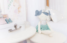 "Load image into Gallery viewer, ""Classic"" Ballerina Modern Heirloom Cloth Doll - Enchanted"