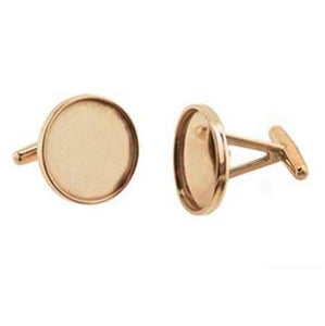 "Memories in Threads - ""Camryn"" Cufflinks"