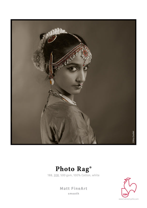Hahnemühle Photo Rag 188 gsm