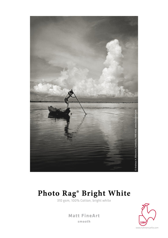 Hahnemühle Photo Rag Bright White 310 gsm
