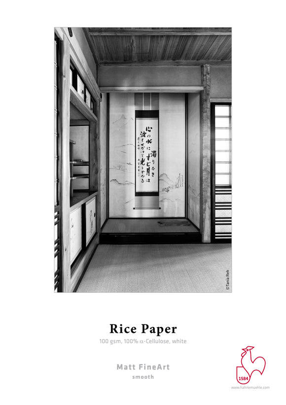 Hahnemühle Rice Paper 100 gsm