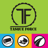 TASQUE FORCE: Matte Outdoor Floor Graphic Media with ANSI Anti-Slip Certification