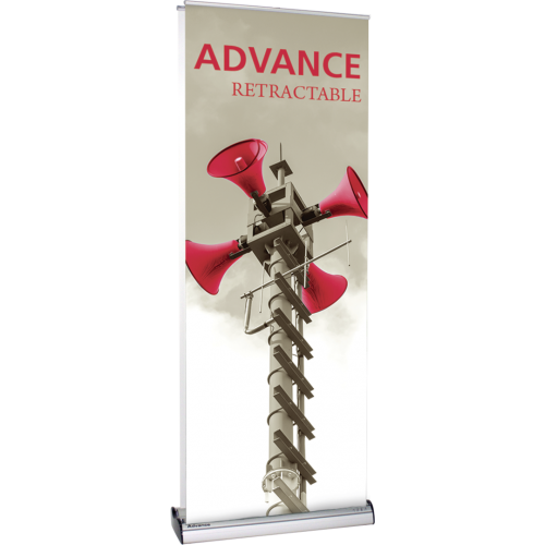 Advance Premium Retractable Banner Stand